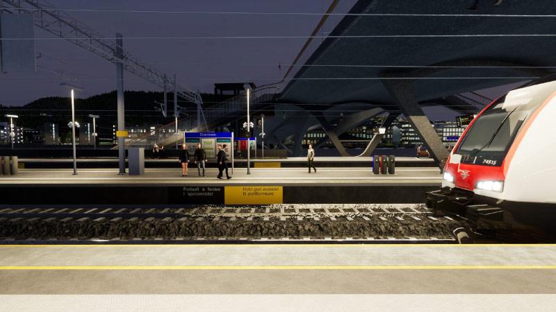 ERTMS, samarbeid mellom BaneNor og Technogarden